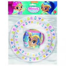 SHIMMER AND SHINE SET MICTO 3P P+C+T