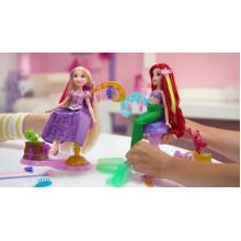 DISNEY PRINCESS DELUXE HAIR PALY