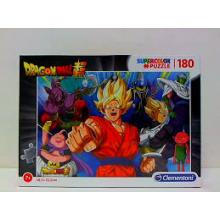DRAGON BALL PUZZLE SUPER 180PCS