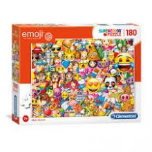 EMOJI PUZZLE SUPER 180PCS